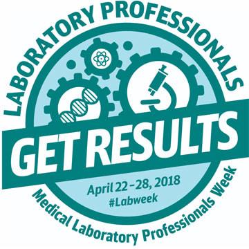 Medical Lab Professionals Week 2018