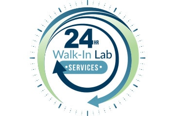 24 hour lab services at Crossing Rivers Health in Prairie du Chien Wisconsin
