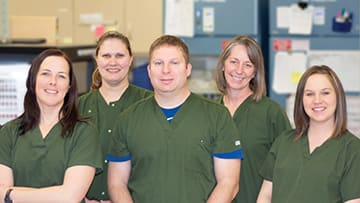 Laboratory Services at Crossing Rivers Health in Prairie du Chien Wisconsin
