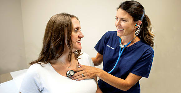 Terri Payne Certified Nurse Midwife at Crossing Rivers Health Clinic