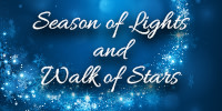 Season of Lights and Walk of Stars at Crossing Rivers Health