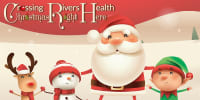 Christmas Right Here at Crossing Rivers Health