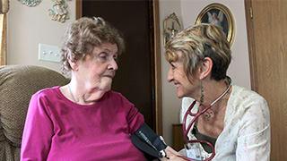 Palliative care at Crossing Rivers Health in Prairie du Chien