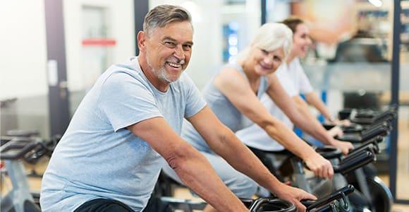 Cardiac rehab at Crossing Rivers Health in Prairie du Chien Wisconsin