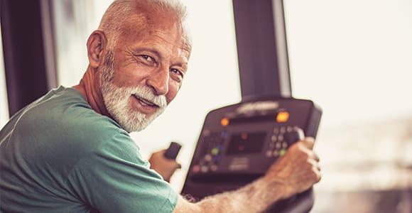 Cardiac rehab at Crossing Rivers Health