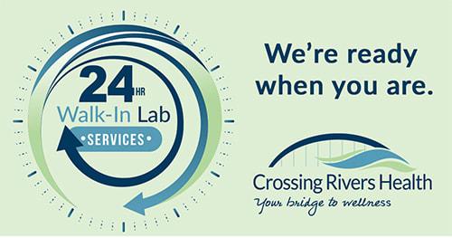 24 7 lab in Prairie du Chien