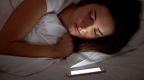 Teens, technology, and sleep