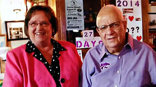 Bart and Linda Knight talk about Crossing Rivers Health Hospice