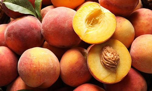 Peach recipes from Crossing Rivers Health