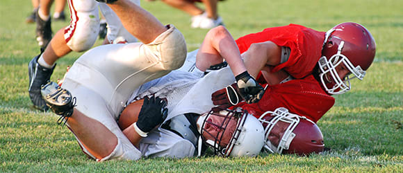 Concussions and sports injury treatment at Crossing Rivers Health