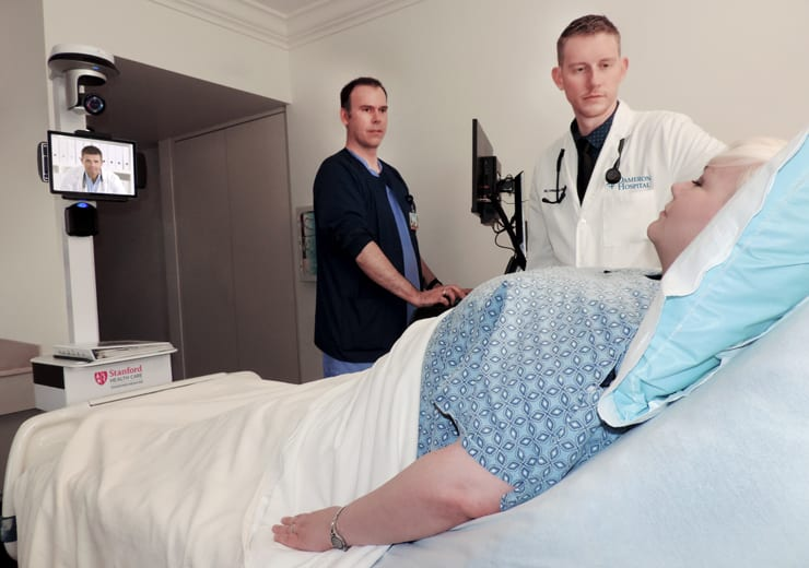 Stroke Care | Dameron Hospital