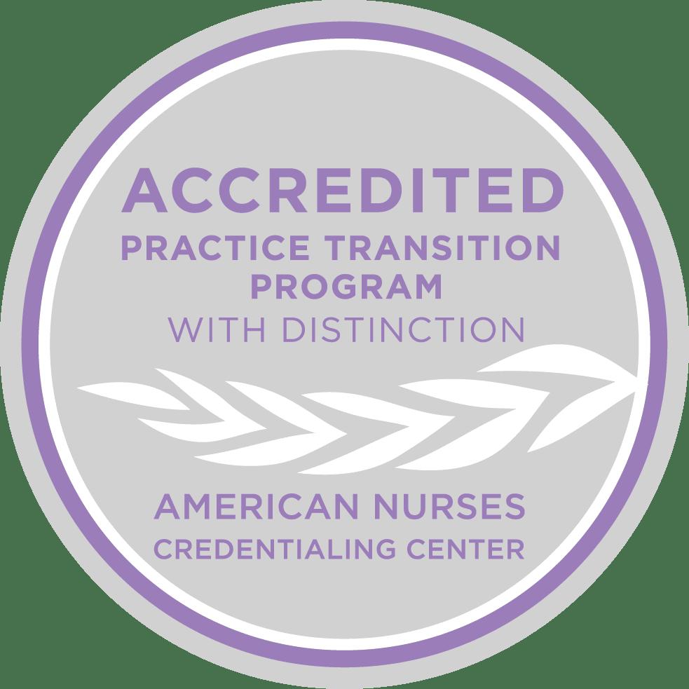 ANCC PTAP Distinction Logo