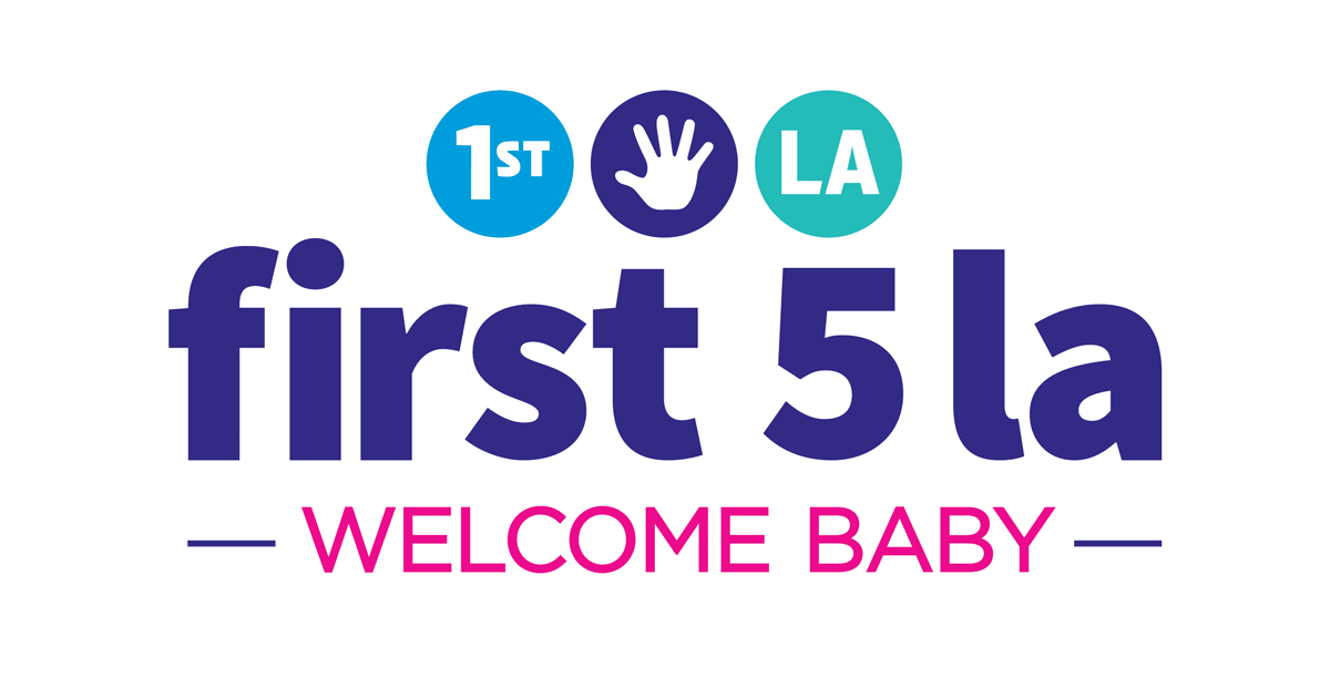 First 5 LA - Welcome Baby