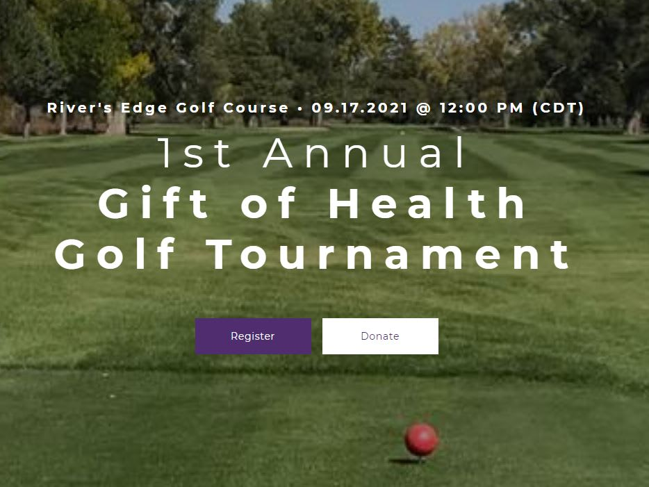 Gift of Health Golf Tournament