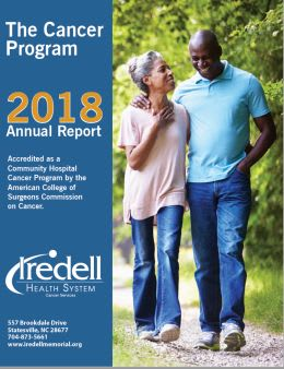2018 Cancer Committee Cover image