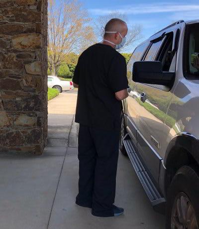 FCC-Taylorsville carside visit