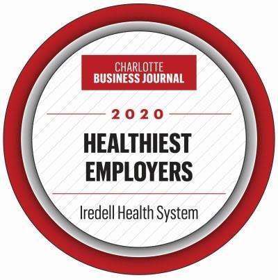 IHS healthiest employers