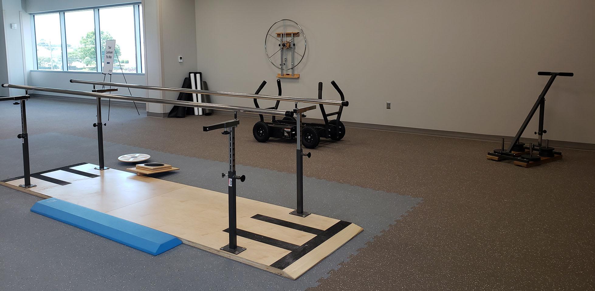 Balance and gait training