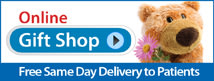 Gift shop online ordering button