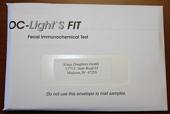 Kdh Offering Free Take Home Dna Colon Cancer Screening Kits During March