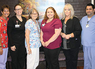 Photo of Convenient Care team members