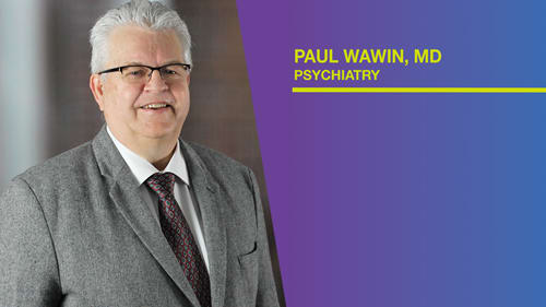 Paul Wawin, MD