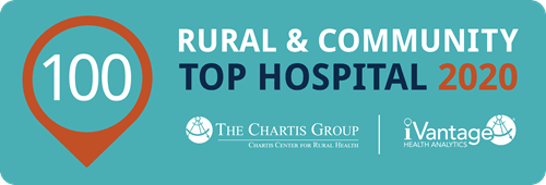 100 rural & community top hospital 2020