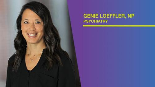 Genie Loeffler, NP