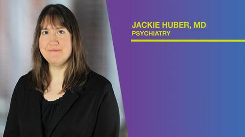 Jackie Huber, MD