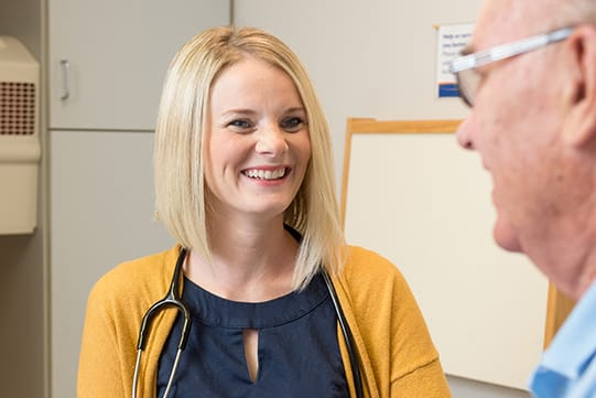 Chelsie Deardeuff, APRN, FNP-C, provides family medicine Monday through Friday at Lake Regional Clinic - Iberia.