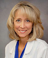 Marcy Maxwell, R.N., director of Cancer Services
