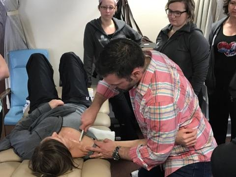 Instrument Assisted Soft Tissue Mobilization (IASTM) course