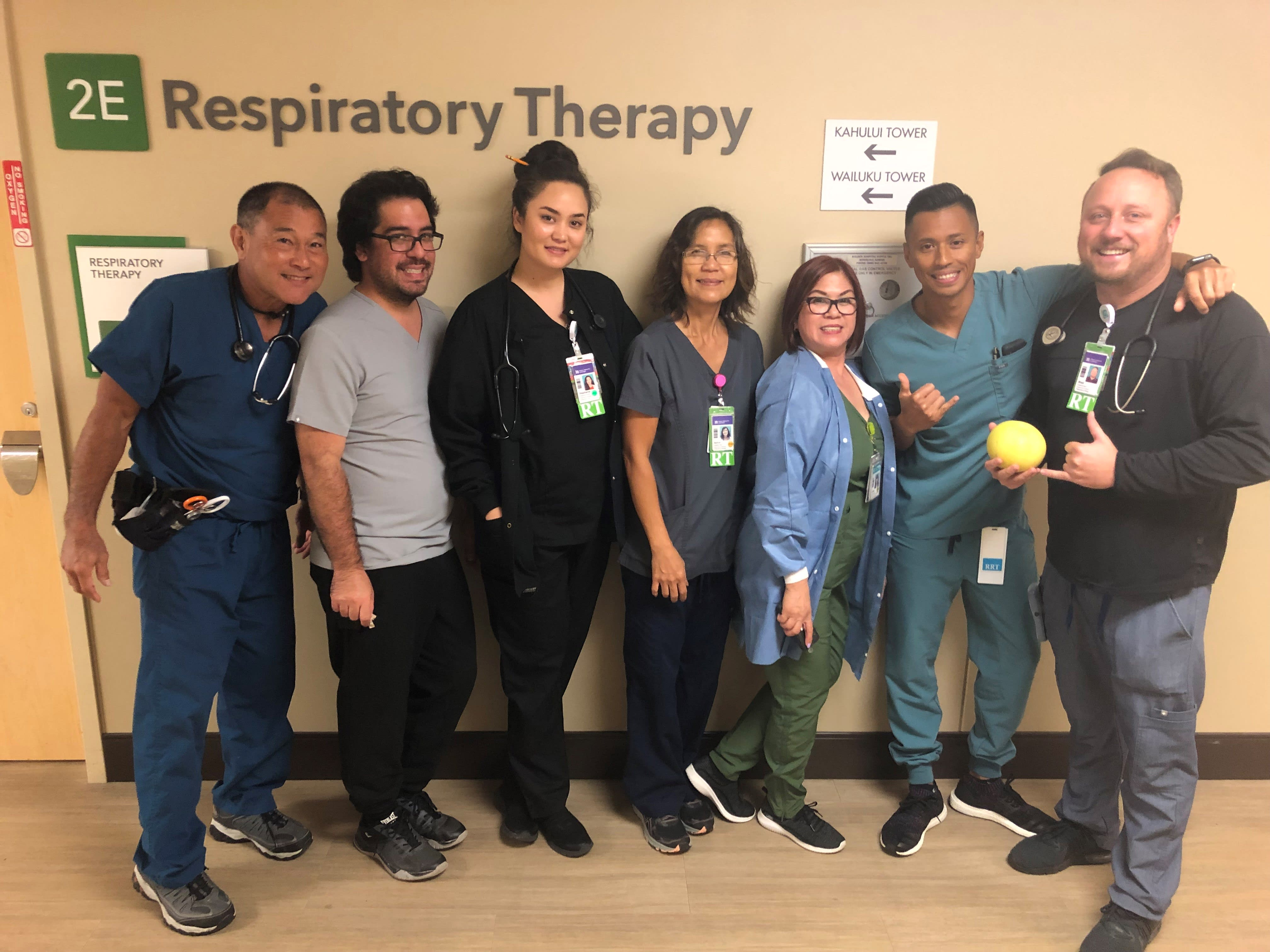 Respiratory Therapy Team