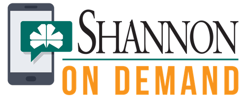Shannon On Demand