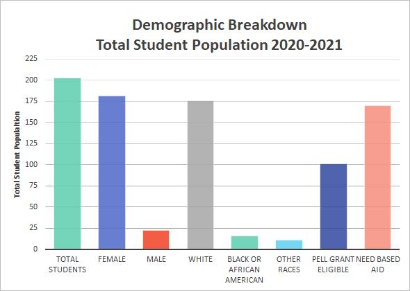 2020-2021 Demographics