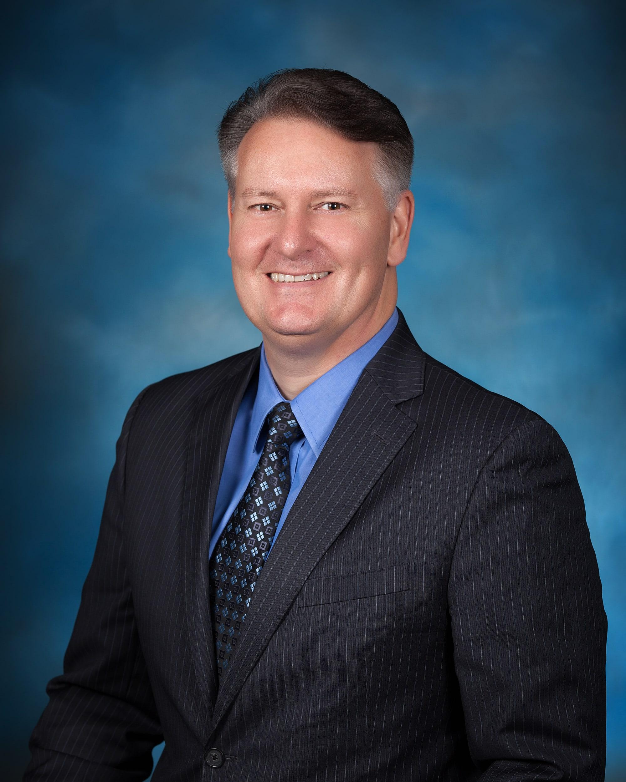 Neil Thornbury, Chief Executive Officer