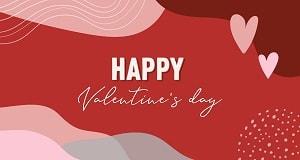 St. Valentine's Day February 14