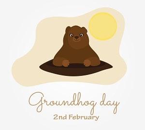 Groundhog Day February 2