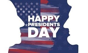 Presidents' Day February 15