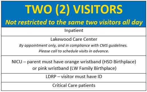 Visitor Guide - 2 Visitors