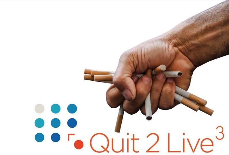 Quit 2 Live 3