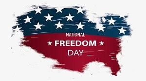 National Freedom Day February 1