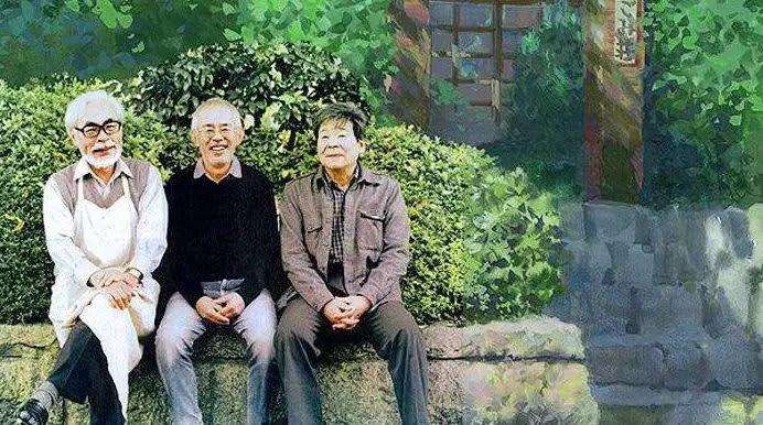 生活记录 动画:高畑勲去世