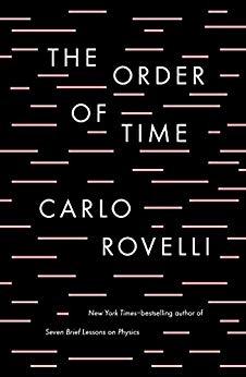读书:Carlo Rovelli出了一本新书《The Order of Time》