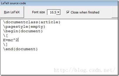 TeXsword在MS Word中插入LaTeX数学公式[转载]