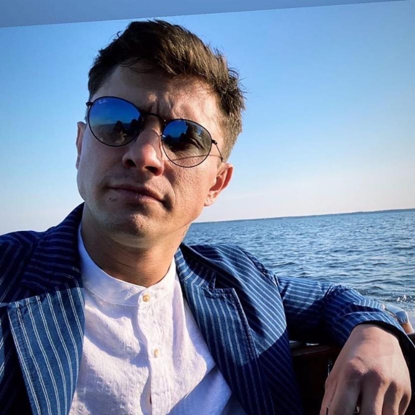 Павела Прилучного высмеяли за фото с рыбой, назвав улов