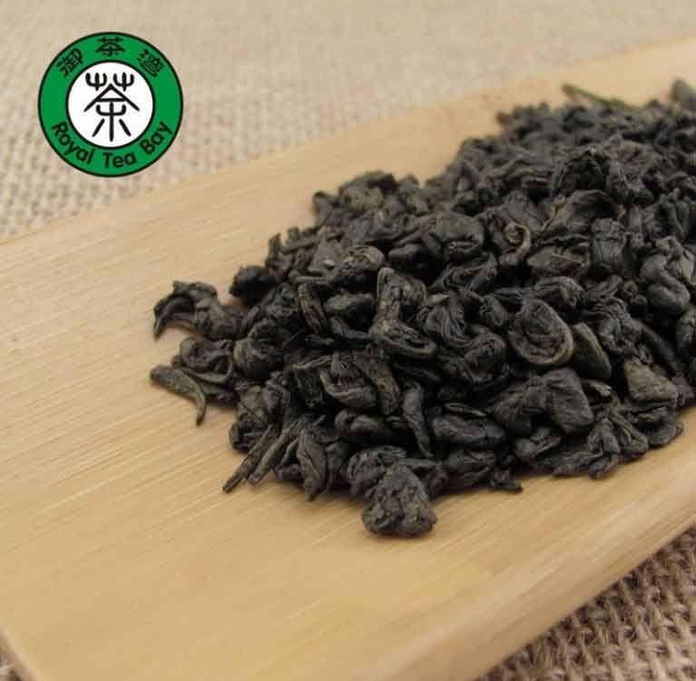 Зеленый чай «Жемчужный» («Пушечный порох», «Тюча», Pinhead Gunpowder)