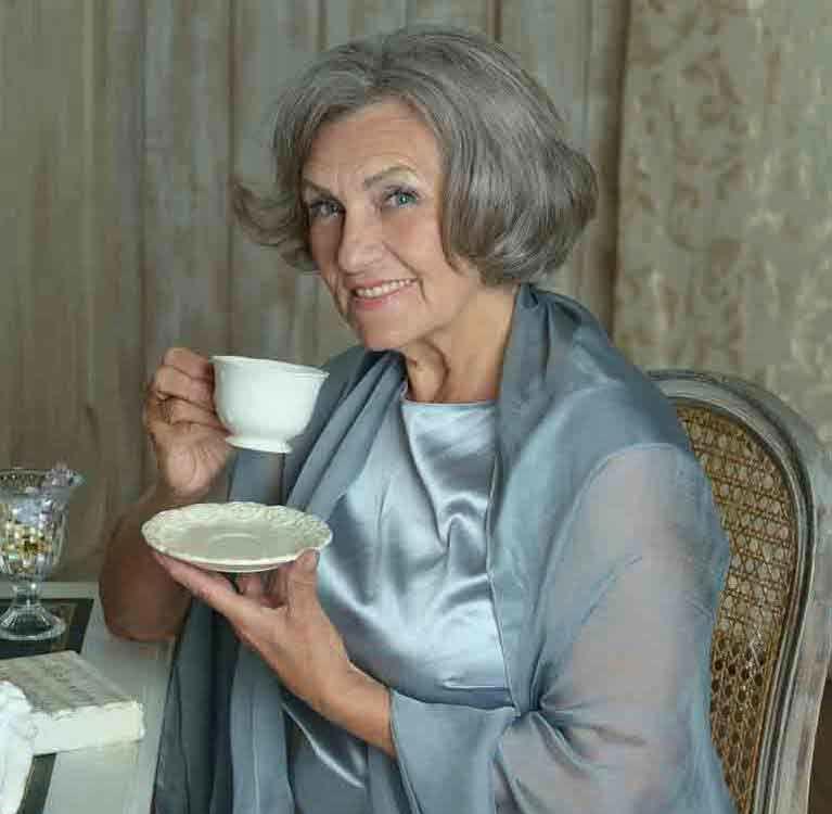 Более длинная жизнь с чаем
