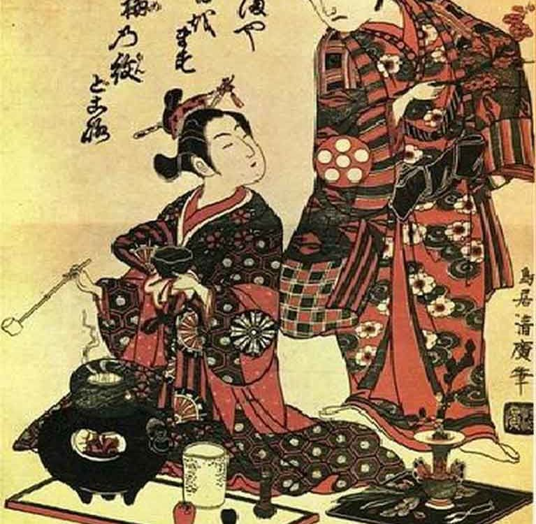 Чайная легенда