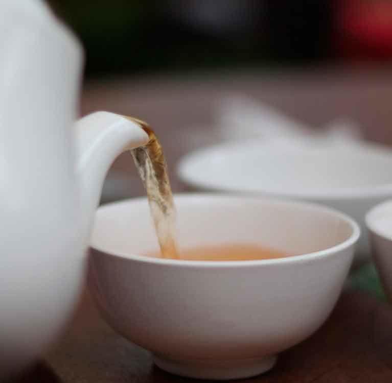 Знакомство с белым чаем